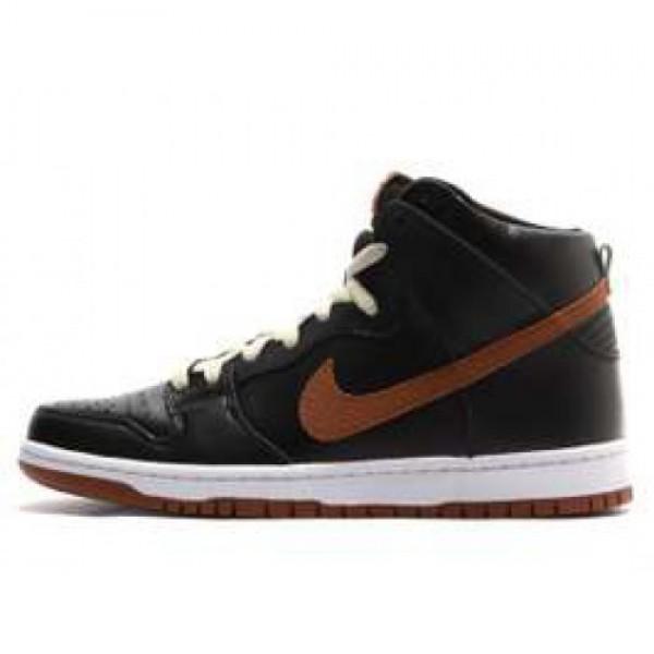 Nike Dunk High Pro SB Guinness BLACK/LT BRITISH TA...