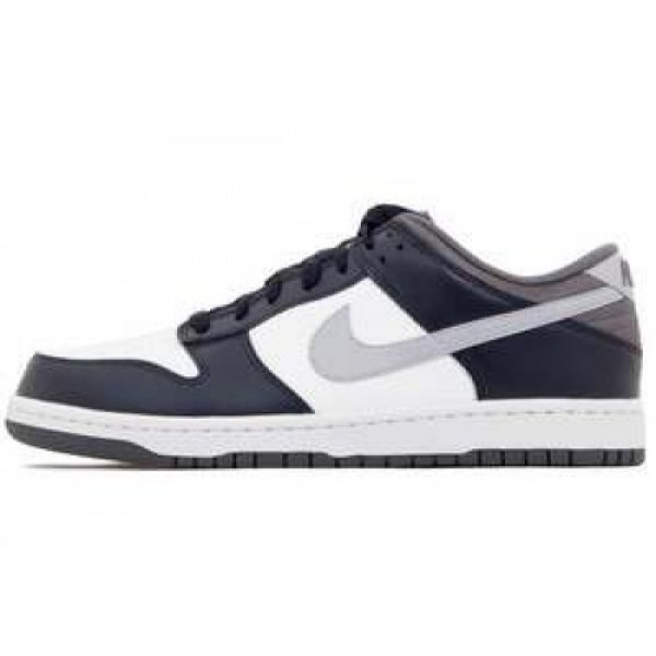 Nike Dunk Low WHITE/WLF GRY-DRK OBSDN-DRK GR ナ�...