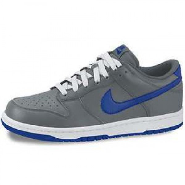 Nike Dunk Low'08 LE COOL GREY/OLD ROYAL ナイキ ...