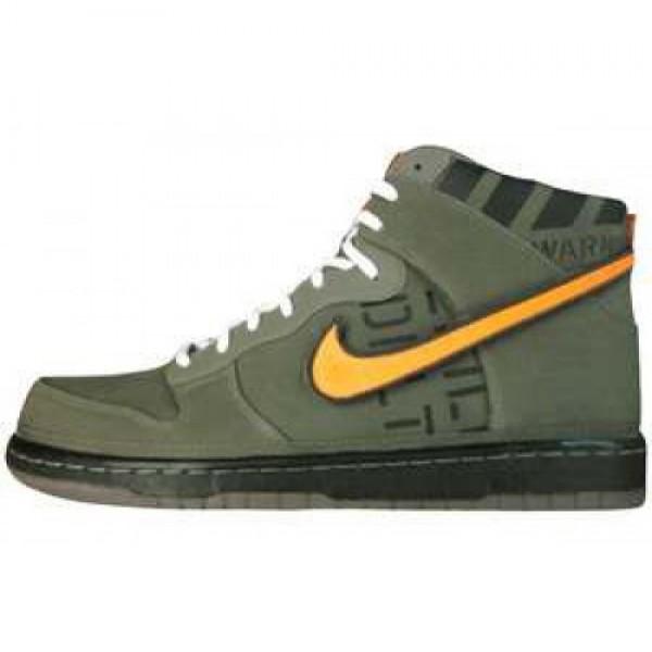 Nike Dunk Hi Premium QS NBA 2012 All-Star ROGUE GR...