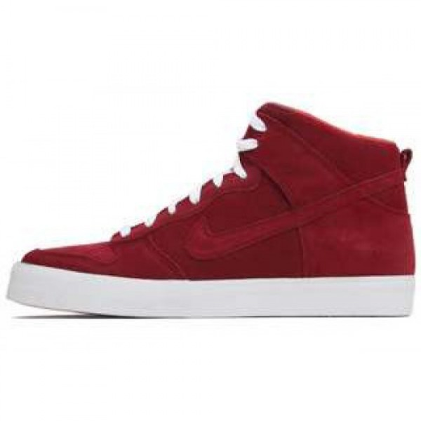 Nike Dunk High AC TEAM RED/TEAM RED-SPORT RED ナ�...