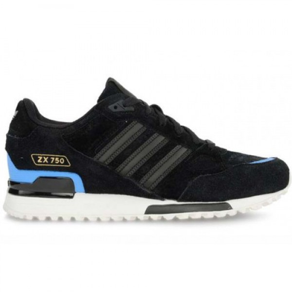 adidas ZX750 BLACK/BLUE/WHITE アディダス ゼ�...