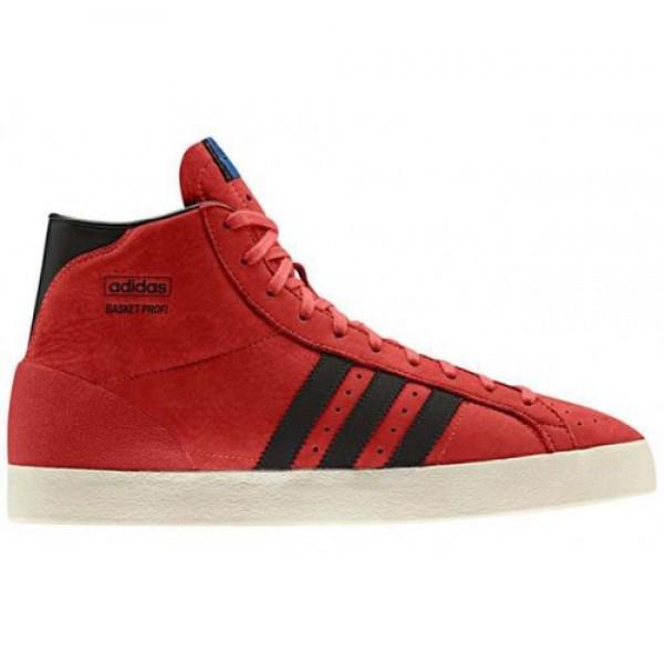 adidas Basket Profi OG RED/BLACK/CHALK アディ�...