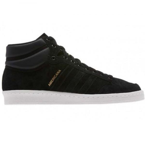 adidas Americana HI 88 ブラック/WHITE アディダス アメリカーナ ハイ エイティエイト ブラック/ホワイト G96846 超低価通販!100%満足保証!