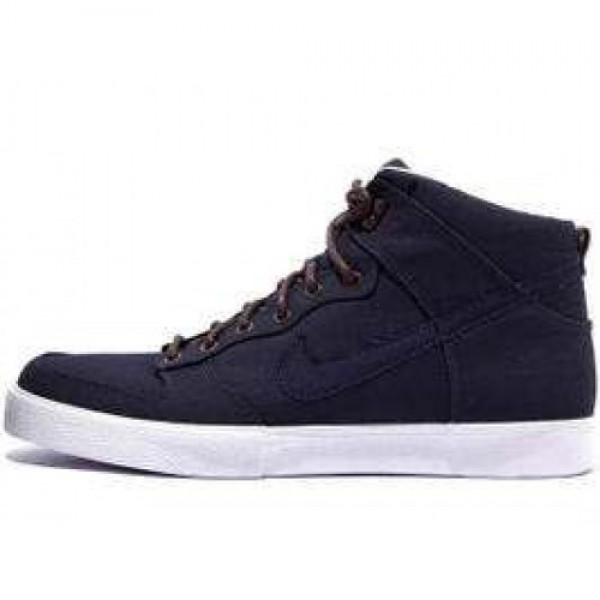 Nike Dunk High AC OBSIDIAN/OBSIDIAN-BRQ BROWN ナ�...
