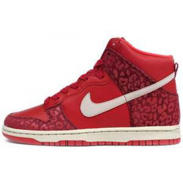 Wmns Nike Dunk High Skinny Fire Leopard ウィメ�...