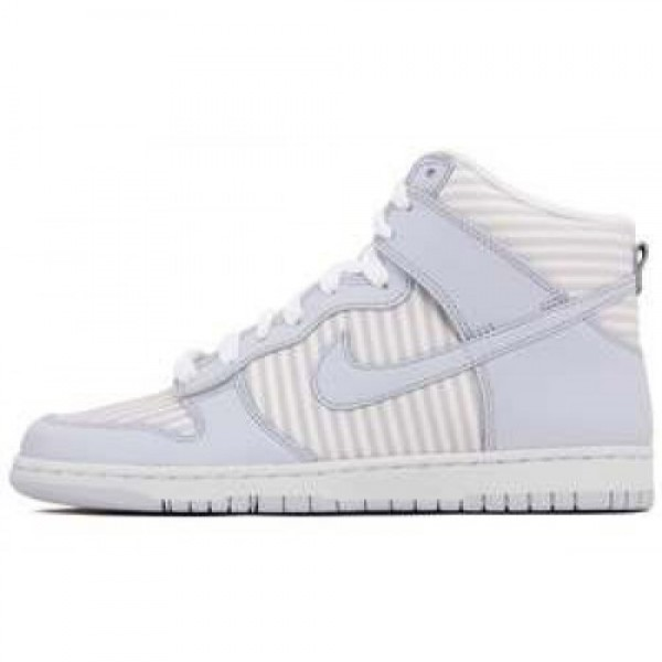 WMNS Nike Dunk High Skinny PALEST PURPLE/PLST PRPL...