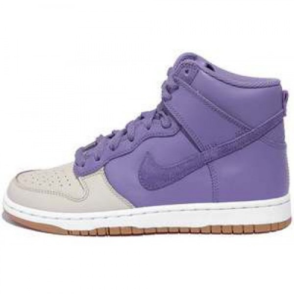 Nike Wmns Dunk High Skinny PURPLE EARTH/PRPL EARTH...