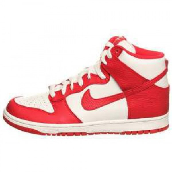 Nike Dunk High'08 LE SAIL/ACTION RED-SAIL ナイ�...