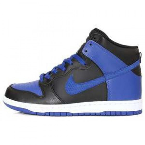Nike Dunk High BLACK/OLD ROYAL-WHITE ナイキ ダ...