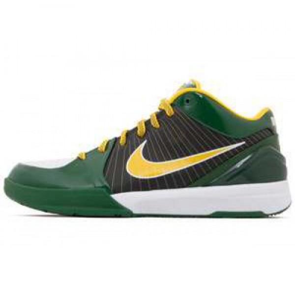 Nike Zoom Kobe IV Rice DP FOREST/VRSTY MZ-WHT ナイキ ズーム コービ 4 ライス 344335-371