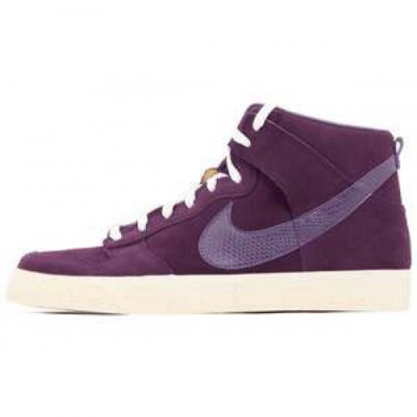 Nike Dunk High AC Vintage Snake GRAND PURPLE/CANYO...