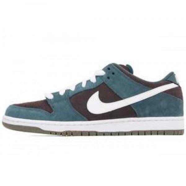 Nike Dunk Low Pro SB Un-Futura SLT BLUE/WHITE-TR-G...