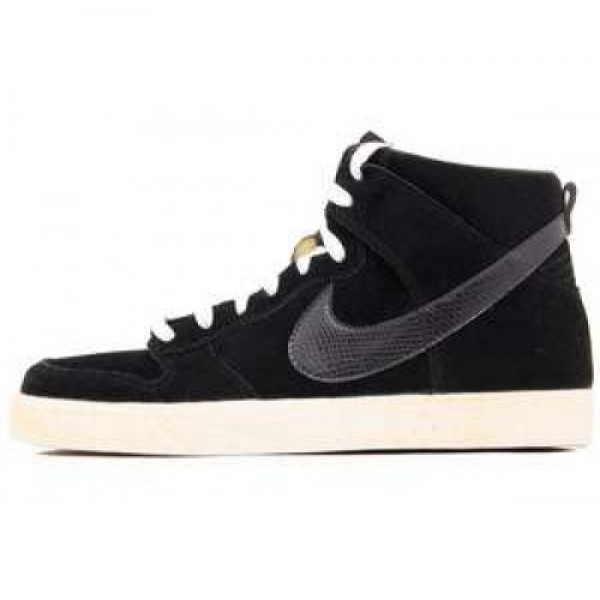 Nike Dunk High AC Vintage Snake BLACK/NIGHT STADIU...
