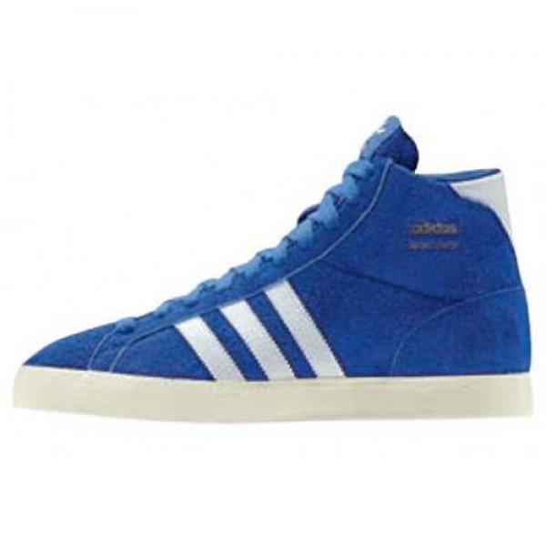 adidas Basket Profi TRUE BLUE/ECRU/RUNWHT アディダス バスケット プロフィ トゥルーブルー/ランホワイト Q23334 数量限定正規品店舗