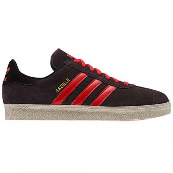 adidas Gazelle II DARK BROWN/RED アディダス �...