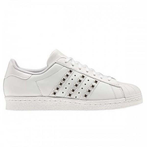adidas SS 80s W RUNNING WHITE/RUNNING WHITE/VIVID ...