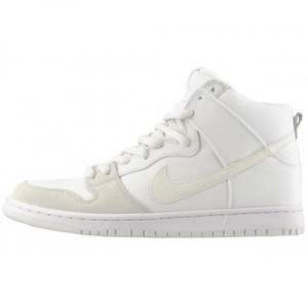 Nike Dunk High Pro SB Summit White WHITE/MTLC SUMM...