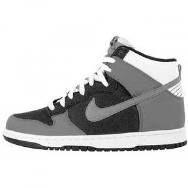 Nike Dunk High BLACK/COOL GREY-WHITE ナイキ ダ...