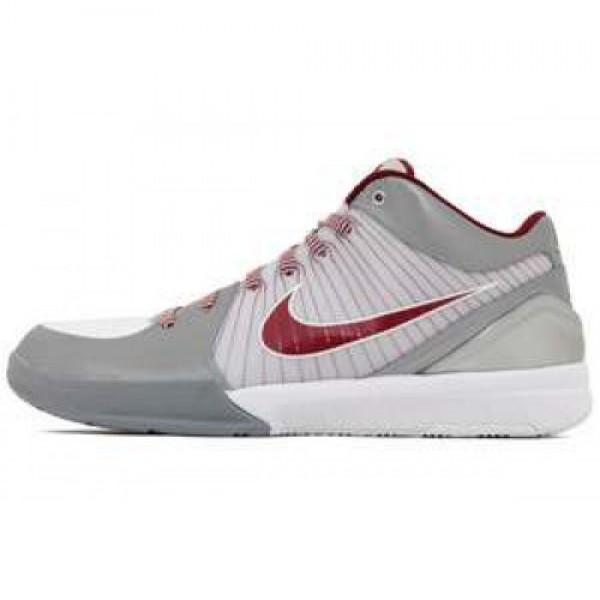 Nike Zoom Kobe IV Lower Merion Aces MTLLC SLVR/TM ...