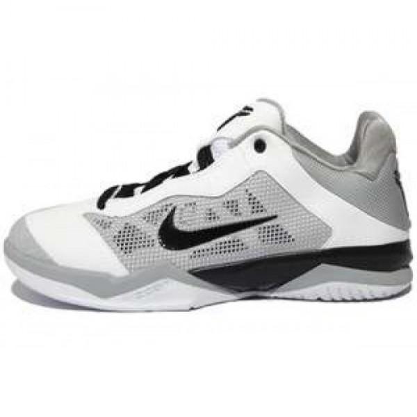 Nike Zoom Kobe Venomenon II WHITE/BLACK-WOLF GREY ...