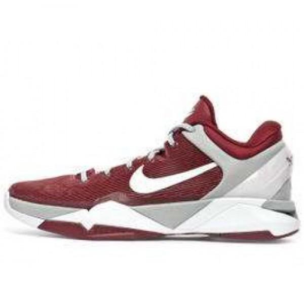 Nike Zoom Kobe VII Lower Merion Aces TM RD/WHITE (LOWER MERION HS) ナイキ ズーム コービ 7 ロアー メリオン エース 488371-600 大好評新製品