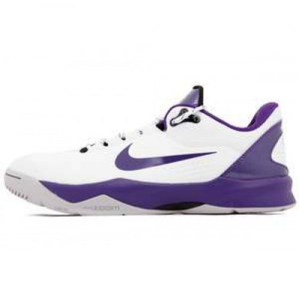 Nike Zoom Kobe Venomenon 3 WHITE/COURT PURPLE-BLAC...