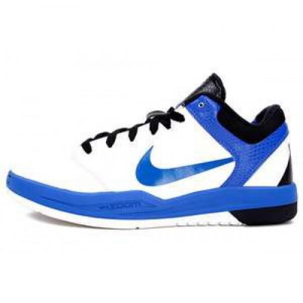 Nike Zoom Kobe Gametime WHITE/GAME ROYAL-BLACK ナ...