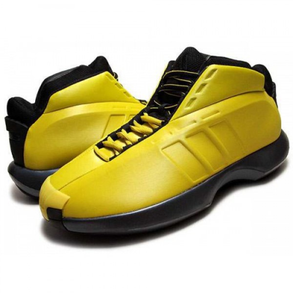 "adidas CRAZY 1 ""KOBE BRYANT"" triyel/triyel-black1 G98371 100%満足保証!限定品"