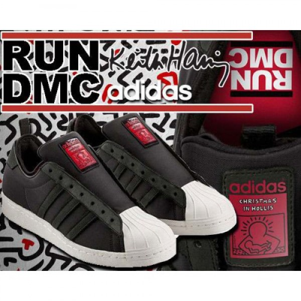 ADIDAS SUPERSTAR 80'S 【ADIDAS x RUN DMC ...