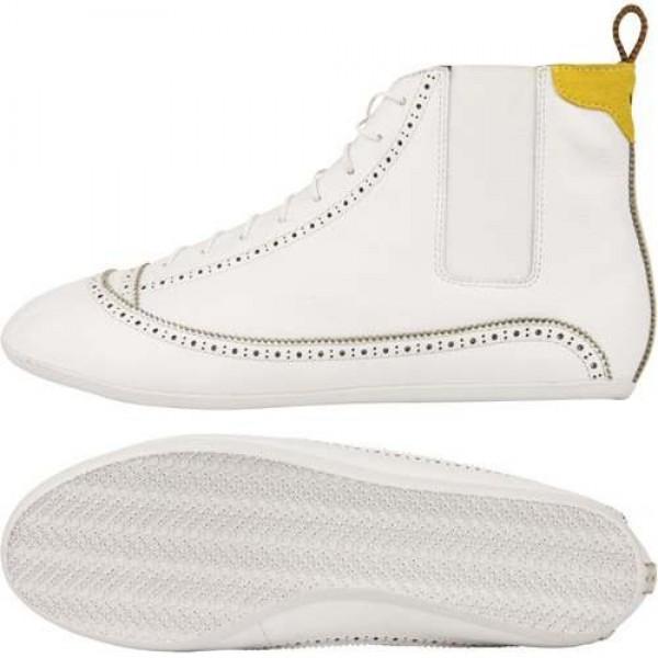 新入荷 アディダス イージ ファイブ ハイ adidas EASY FIVE HI 【2011新作】WHITE V21991