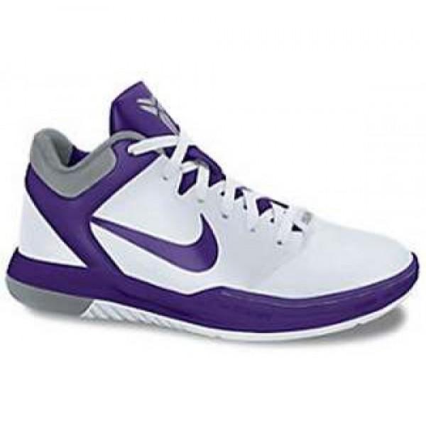 Nike Zoom Kobe Gametime WHITE/COURT PURPLE-STDM GR...