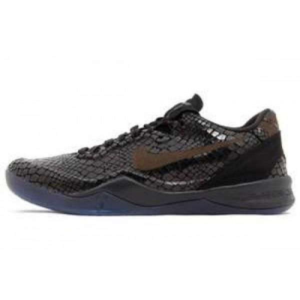 Nike Zoom Kobe 8 EXT YOTS Black Mamba BLACK/BLACK-...