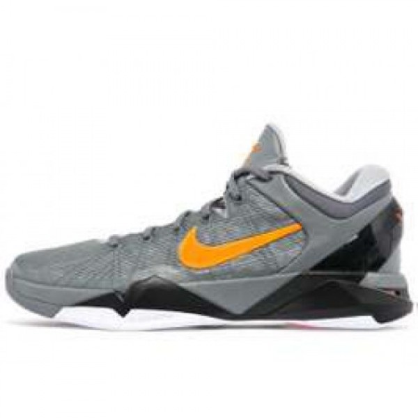 Nike Zoom Kobe VII Wolf TREASURE BLUE/WHITE-BLACK ...