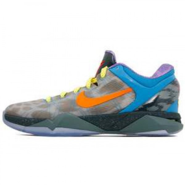 Nike Zoom Kobe VII System What The Kobe BMB/TRPCL ...