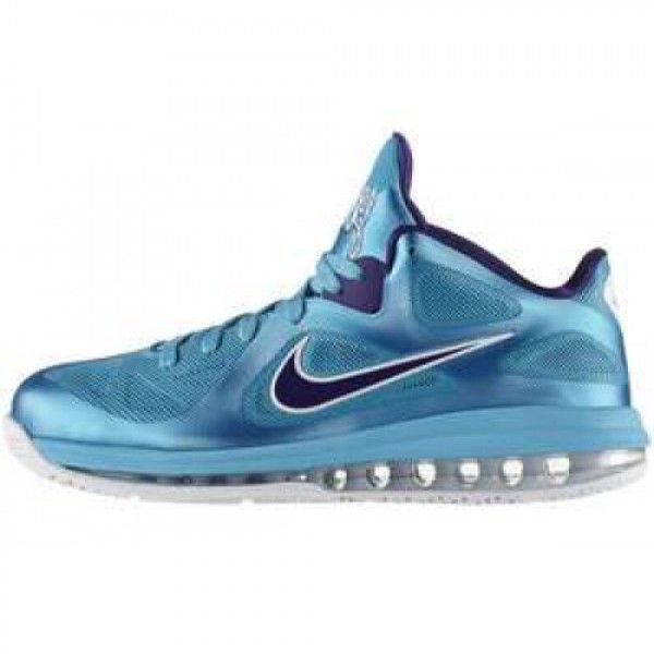 Nike LeBron 9 Low Summit Lake Hornets TURQUOISE BL...