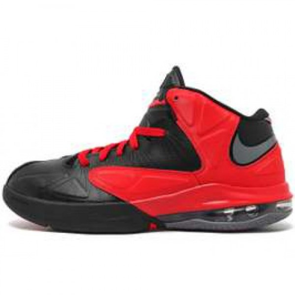 Nike Ambassador V BLACK/COOL GREY-UNIVERSITY RED �...