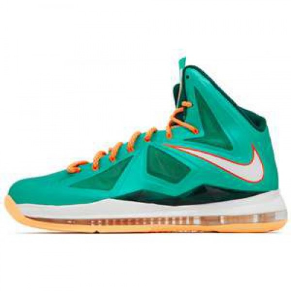Nike LeBron X XDR Miami Dolphins ナイキ レブ�...