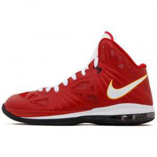 Nike LeBron 8 P.S. NBA Final PE SPORT RED/WHITE-DEL SOL-BLACK ナイキ レブロン 8 ポストシーズン 2011 ファイナル 441946-601