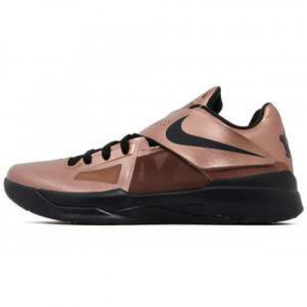 Nike Zoom KD IV Christmas Edition METALLIC COPPER/...