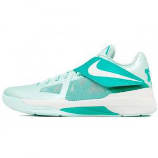 Nike Zoom KD IV Easter MINT CANDY/WHITE-NEW GREEN ...