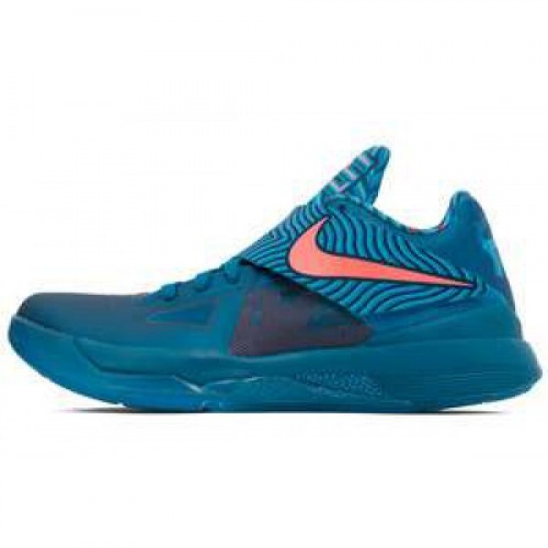 Nike Zoom KD IV YOTD Year of the Dragon GREEN ABYS...