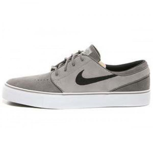 Nike SB Zoom Stefan Janoski SOFT GREY/BLK-MDM GRY-...