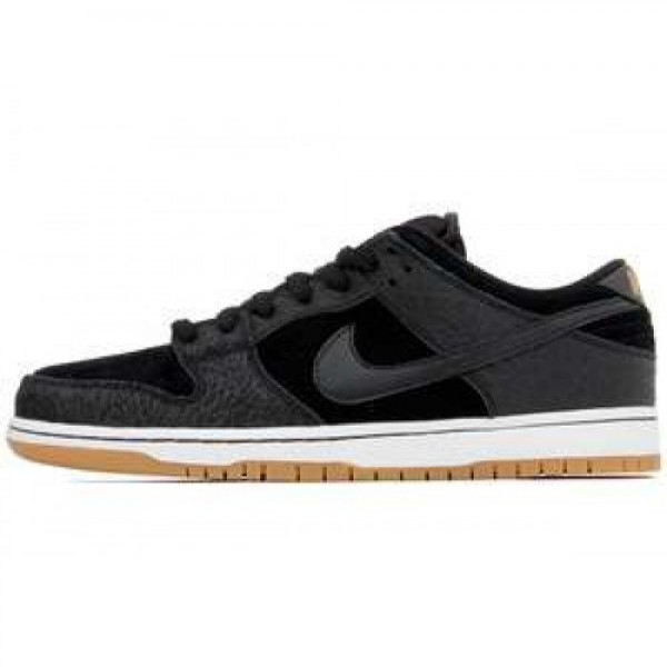 "Nike Dunk Low Premium SB QS ""entourage"" BLACK/BLACK-WHITE-GM MED BROWN ナイキ ダンク ロウ プレミアム エスビー クイックストライク アントラージュ 504750-040"
