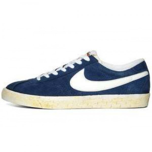 Nike Bruin Vntg MIDNIGHT NAVY/SAIL-SMMT WHITE ナ�...