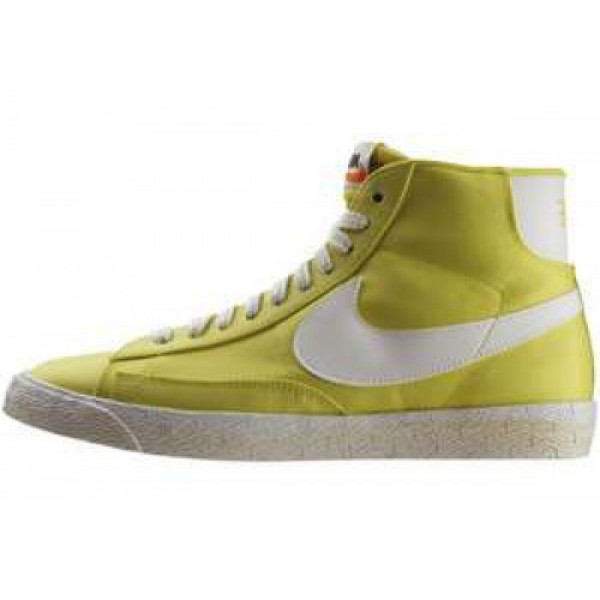 Nike Blazer High (VNTG) ND ELECTROLIME/WHITE ナ�...