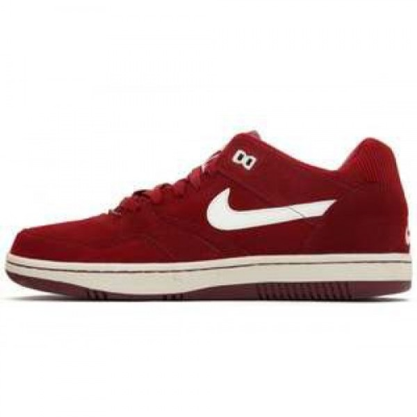 Nike Sky Force 88 Low VNTG TEAM RED/SUMMIT WHITE ナイキ スカイフォース 88 ロウ ヴィンテージ チームレッド スウェード 454351-600
