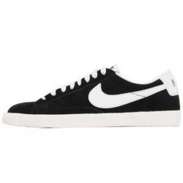 Nike Blazer Low Premium Retro BLACK/SAIL ナイキ...