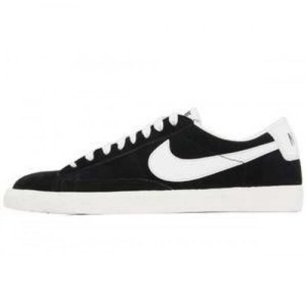 Nike Blazer Low Premium Retro BLACK/SAIL ナイキ...