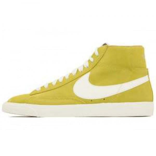 Nike Blazer High Premium Retro SDE GLDN SSH/SL-JRS...